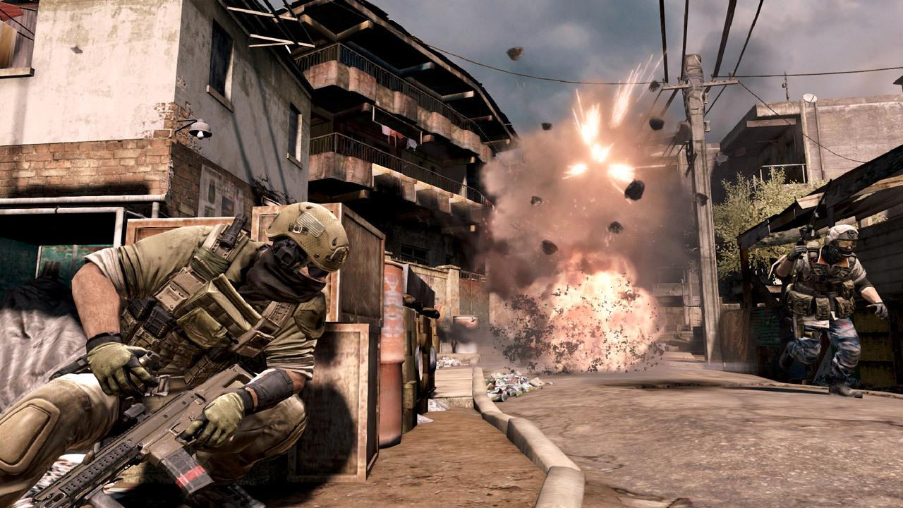 Risultati immagini per Tom Clancy's Ghost Recon Future Soldier (PS3) rece