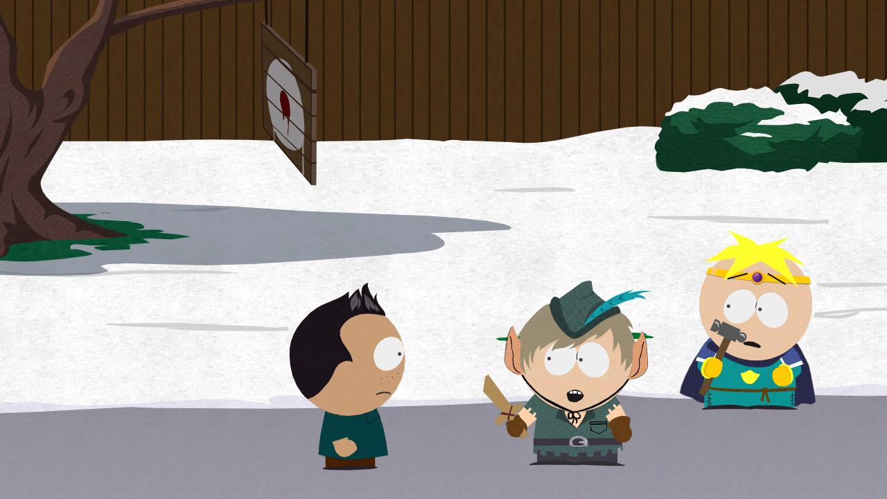 South park: chi controlla il bastone, controlla l'universo ...