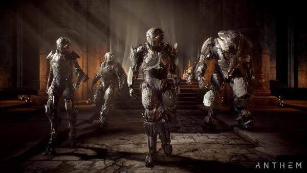 Anthem - BioWare ci parla dell'endgame