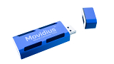 Intel presenta Movidius, una chiavetta USB per l'intelligenza artificiale