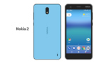 Nokia 2 in arrivo. Un entry level con Snapdragon 212 e pulsanti integrati nel display