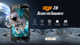 ZOJI Z8, smartphone rugged in offerta su AliExpress