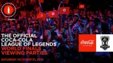 Sarà Coca Cola a sponsorizzare le Finali Mondiali di League of Legends