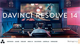 Blackmagic Design presenta  DaVinci Resolve 14