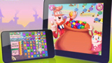 Candy Crush Saga domina nel precario mercato del casual gaming