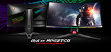 Optix MPG27C e MPG27CQ: monitor curvi da 27 pollici per il gaming da MSI con led RGB
