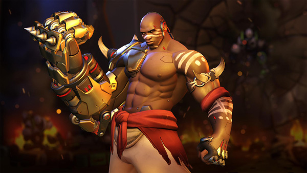 Overwatch: Terry Crews non è Doomfist, come mai? Ce lo spiega Blizzard