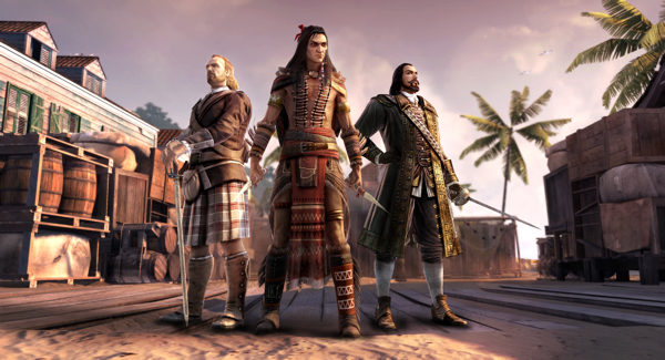 Assassin's Creed III Temprato dalla guerra