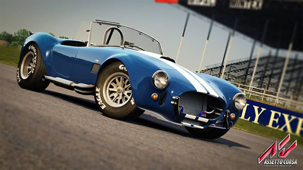 Assetto Corsa: Shelby Cobra 427SC