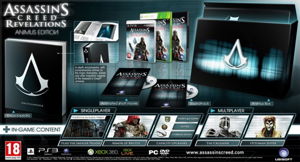 Assassin's Creed Animus Edition