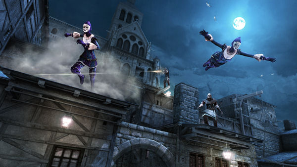 Assassin's Creed Brotherhood: Animus Project Update 1.0