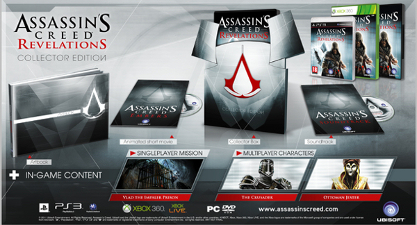 Assassin's Creed Collector Edition