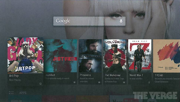 Android TV, rumor The Verge