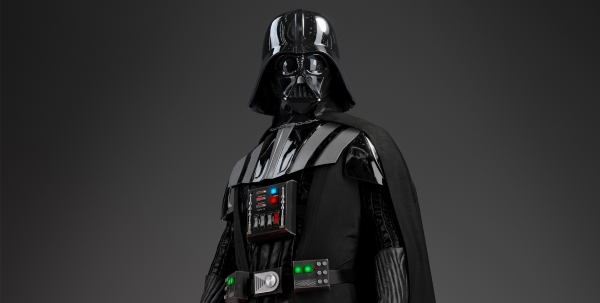 Darth Vader in Star Wars Battlefront