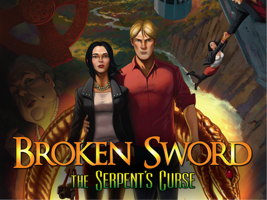 Broken Sword The Serpent's Curse