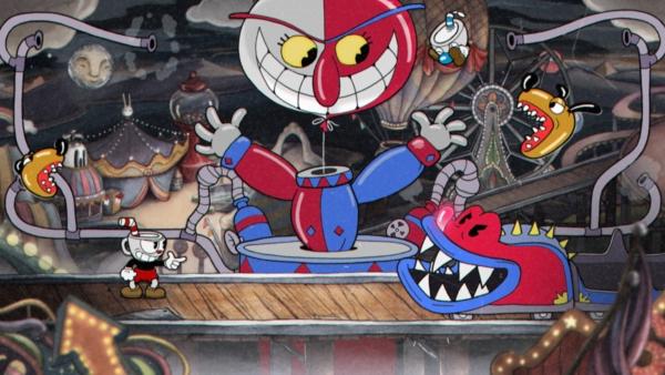 Cuphead non arriverà su Playstation 4