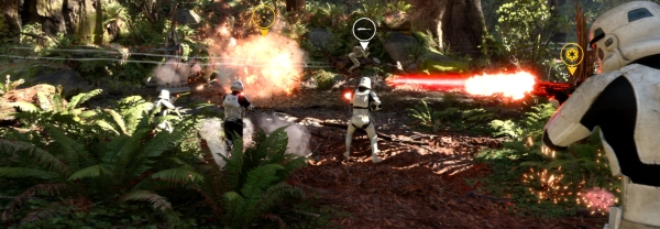 Star Wars Battlefront - Endor