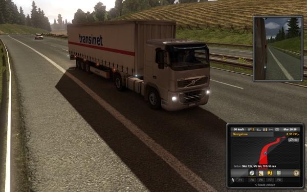 rilasciato euro truck simulator 2 vive la france. Black Bedroom Furniture Sets. Home Design Ideas