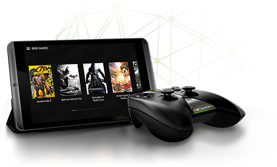 NVIDIA Game Streaming GRID
