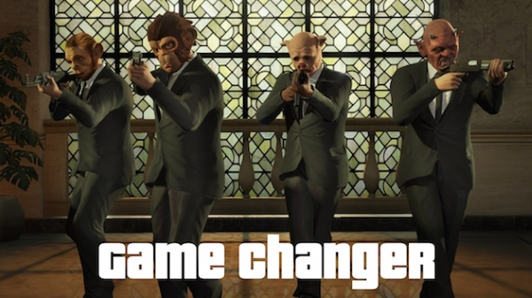 Grand Theft Auto Game Changer