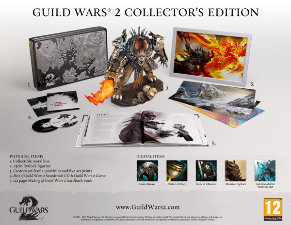 Guild Wars 2 Collector's Edition
