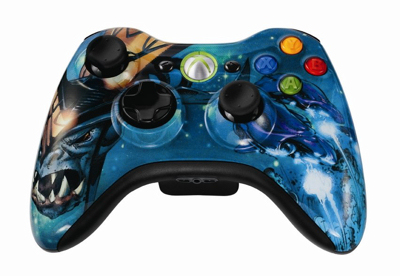 Controller in tema Halo 3