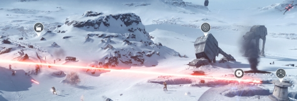 Star Wars Battlefront - Hoth