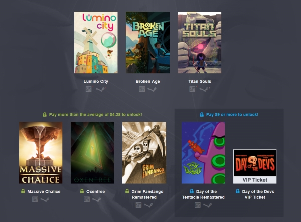 Humble Bundle Day of the Devs 2016