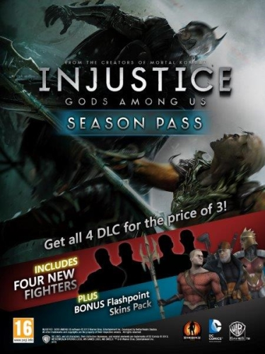 Injustice Gods Among Us: Season Pass