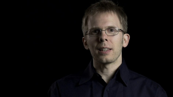 John Carmack in Critical Path
