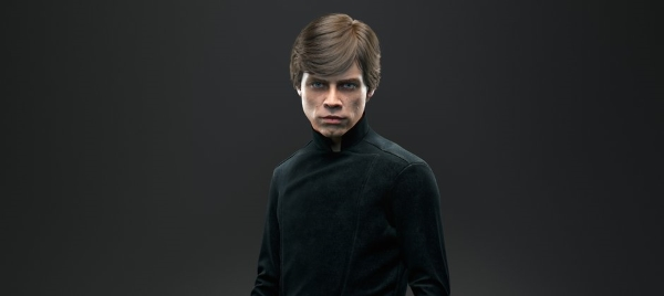 Luke Skywalker in Star Wars Battlefront