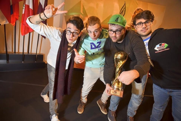 Campionati mondiali di Magic L'Adunanza