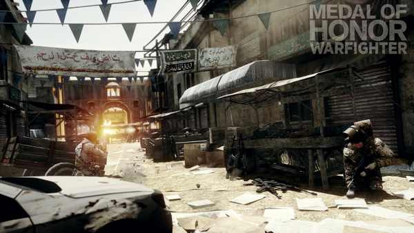 Medal of Honor Warfighter The Hunt