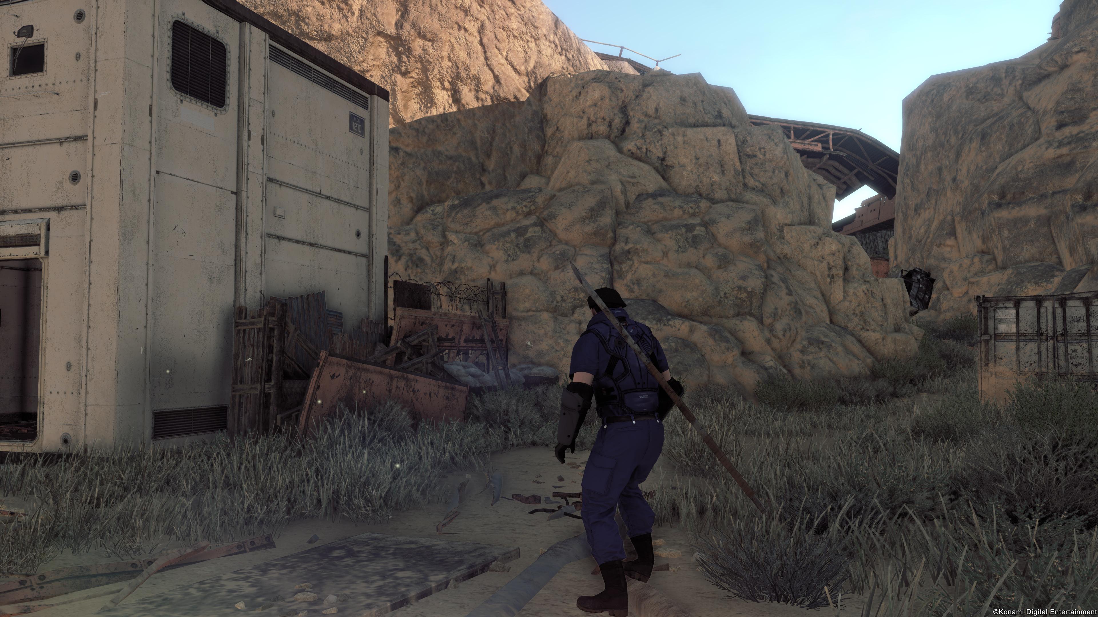 Metal Gear Survive: Digital Foundry analizza le versioni console del gioco
