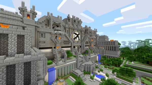 Come Fare Un Letto Su Minecraft : Minecraft versioni console vicine al pc come mai prima dora