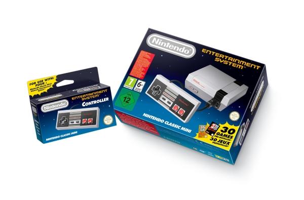 Nintendo promette un ulteriore stock di NES Classic Mini