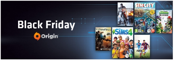 Black Friday su Origin
