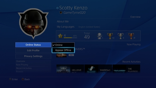 PS4 System Software 3.50