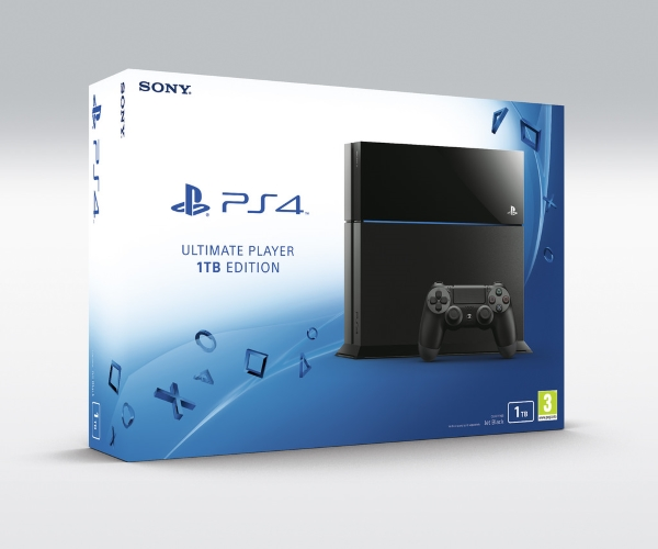 PS4 Ultimate Player Edition