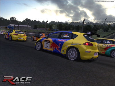 RACE - The Official WTCC Game