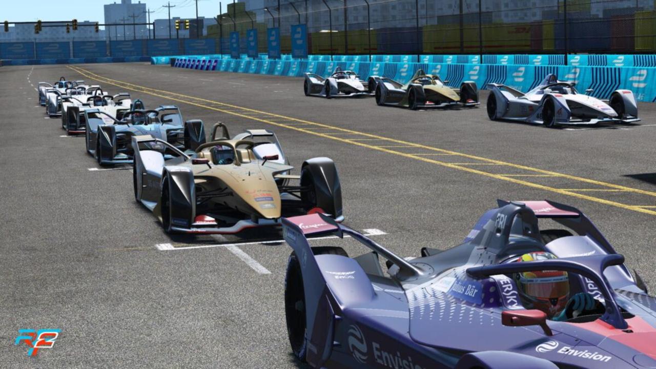 Gara virtuale Formula E: Abt squalificato, pro player correva al suo posto