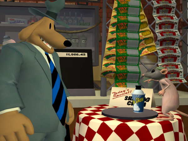 Sam & Max: Situation: Comedy