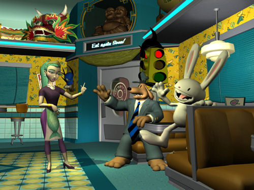 Sam & Max Season Two