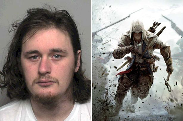 Mark Sandland, uccide figlia perch� frustrato da Assassin's Creed 3