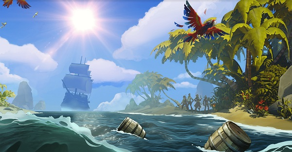 Prolungata fino al 31 gennaio le Closed Beta di Sea of Thieves
