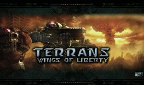 Terrans: Wings of Liberty