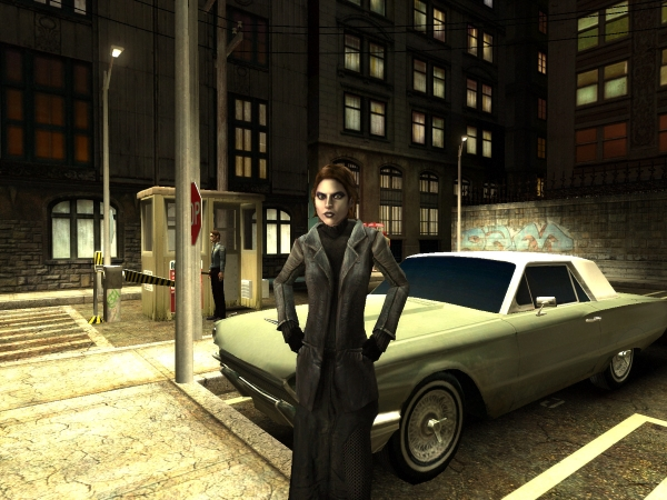 Vampire: The Masquerade — Bloodlines