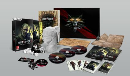 The Witcher 2 Assassins of Kings Collector's Edition