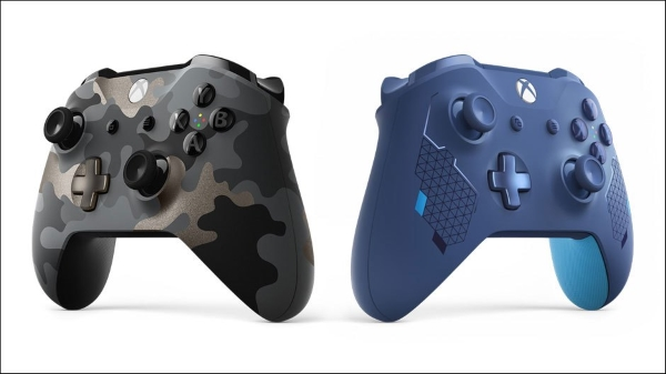 Night Ops Camo e Sport Blue Special Editions